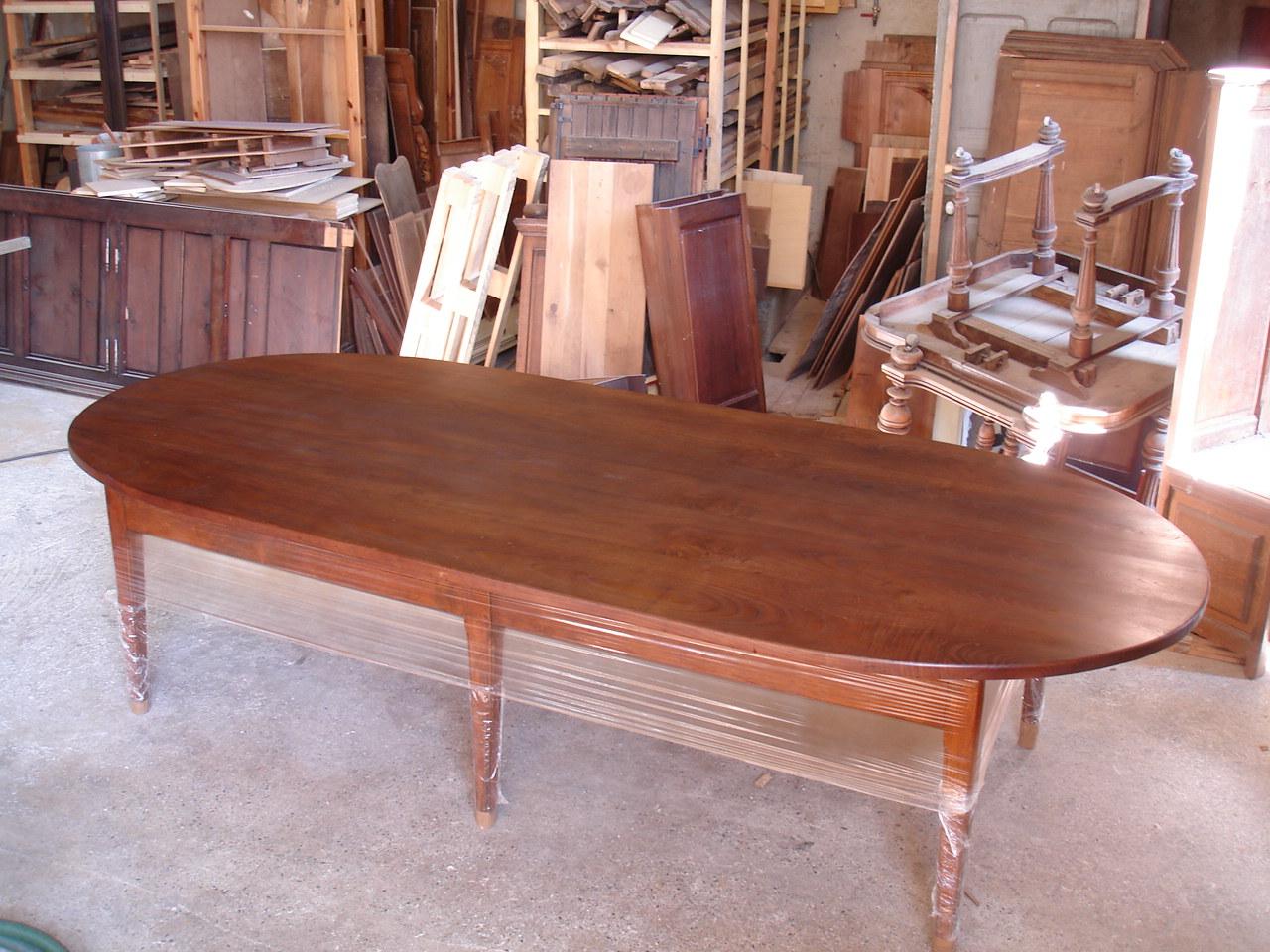 Restauration de table