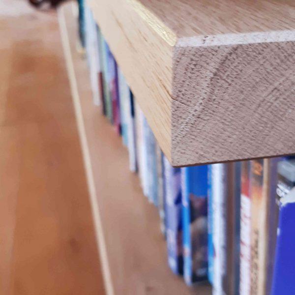 bibliothèque de style industriel