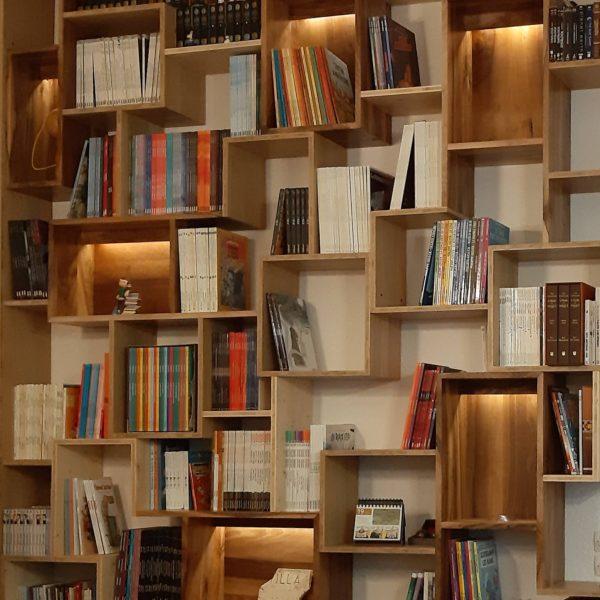 Bibliothèque déstructurée